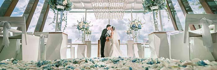 巴厘岛水晶教堂婚礼婚礼视频