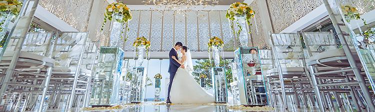 巴厘岛珍宝盒教堂婚礼婚礼视频