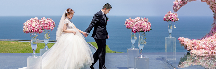 巴厘岛天空之镜婚礼视频MV录像