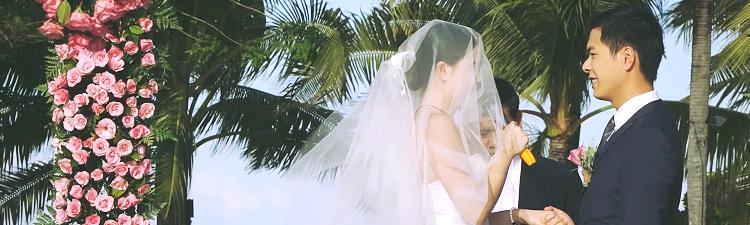 巴厘岛皇家桑川水上婚礼婚礼视频