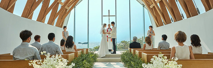 冲绳垣岛教堂婚礼婚礼视频