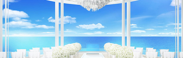 普吉岛海岸教堂婚礼婚礼视频