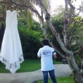 巴厘岛蓝点教堂婚礼 海外婚礼 现场 直播 巴厘岛婚礼现场