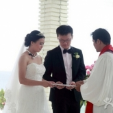 巴厘岛蓝点教堂婚礼|海外婚礼|巴厘岛婚礼|评价 反馈 好不好