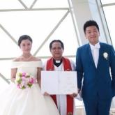巴厘岛珍珠教堂婚礼|海外婚礼|巴厘岛婚礼|评价 反馈 好不好