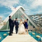 巴厘岛白鸽教堂婚礼|海外婚礼|巴厘岛婚礼|评价 反馈 好不好