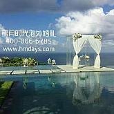 巴厘岛海之教堂(天空之镜)婚礼|海外婚礼|现场|直播|巴厘岛婚礼现场